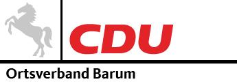 CDU Ortsverband Barum